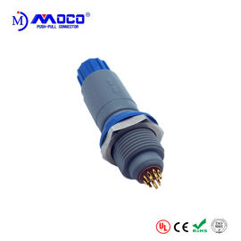 Male Medical P Series 14 Pin PAG Plastic Plug Connector
